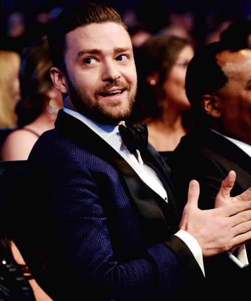 Justin Timberlake at the  2013 AMA
