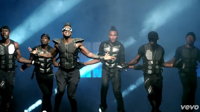 Music Video: P-Square - Alingo - Entertaining Africa