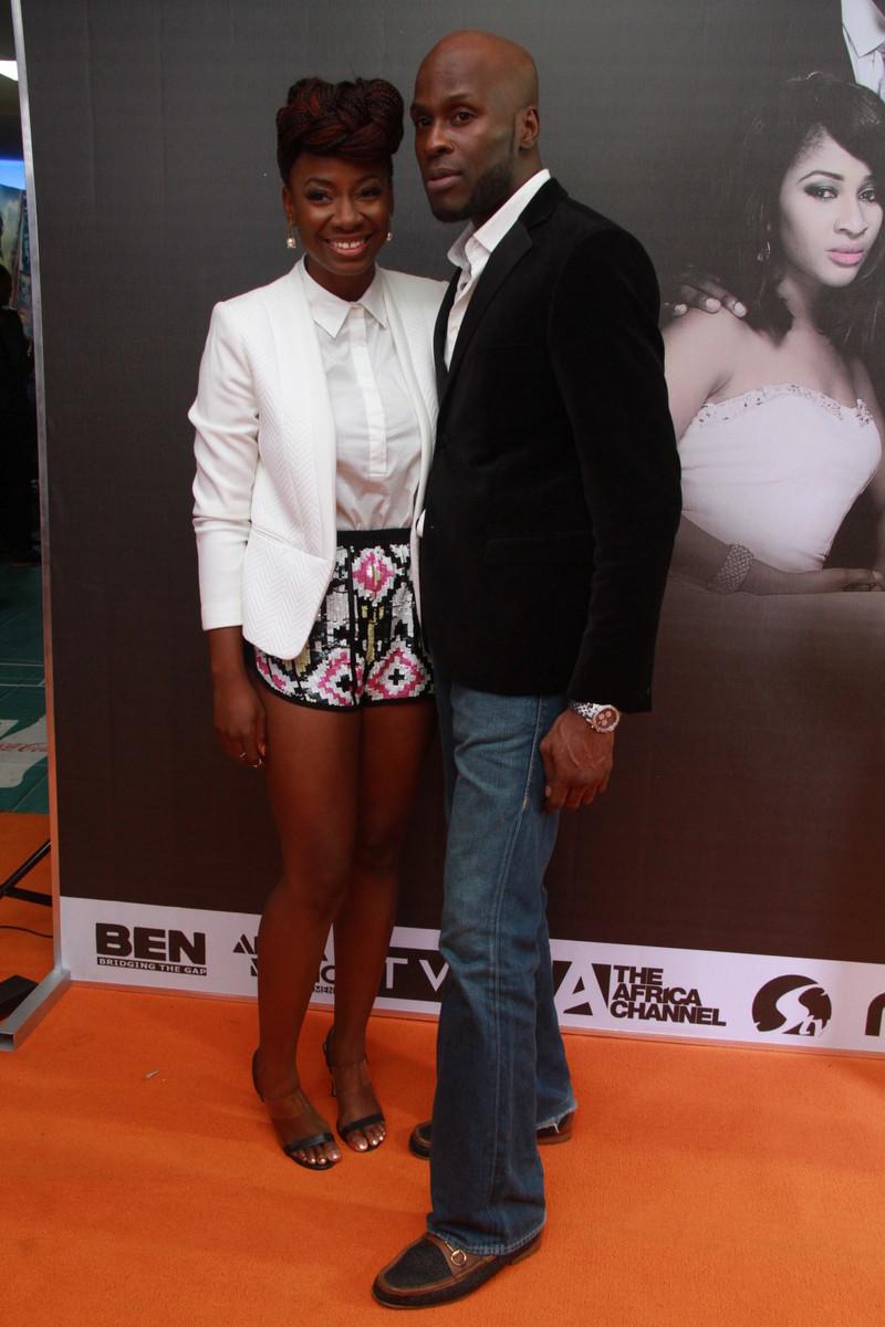Titi Sonuga & Ikechukwu