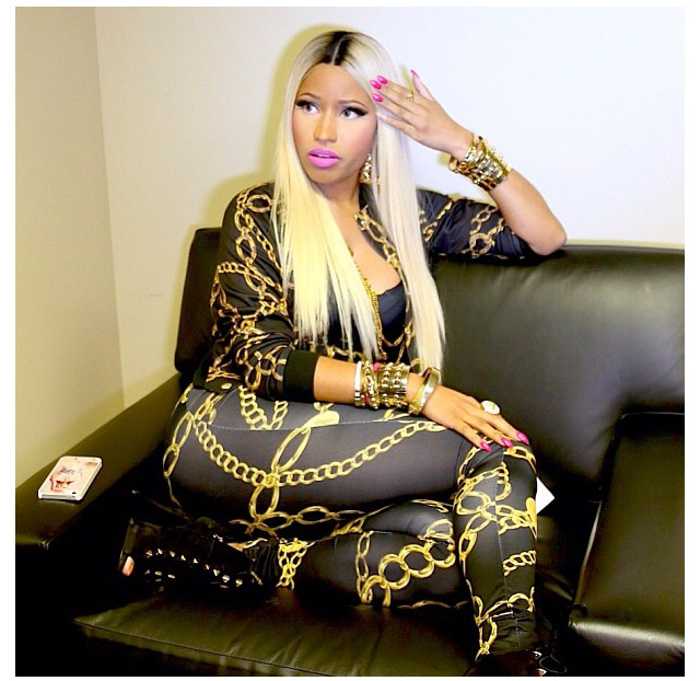 celebrity instagram pictures nicki minaj