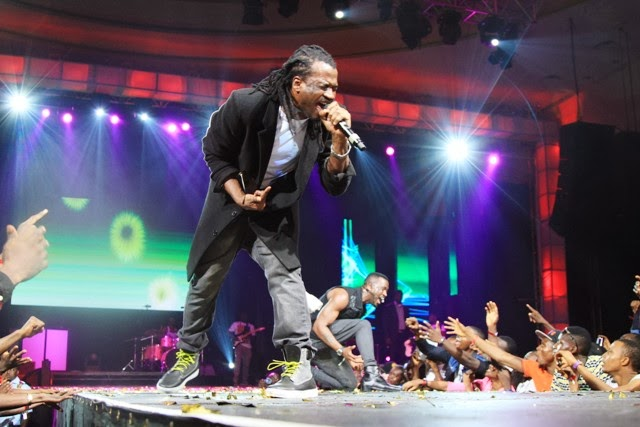 Paul of psquare performin