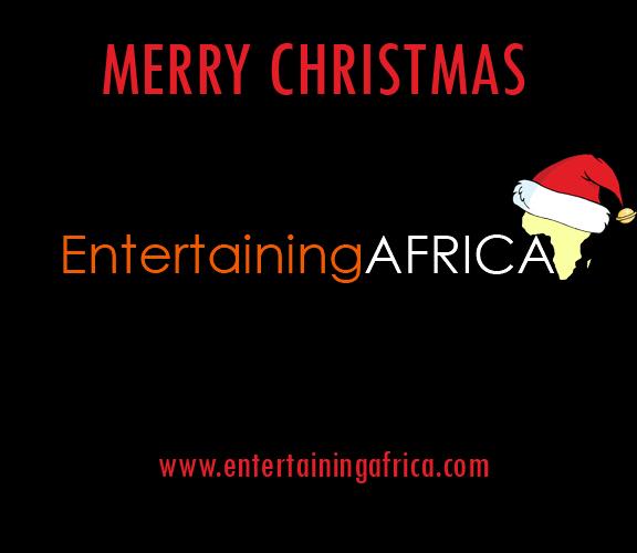 entertaining africa christmas