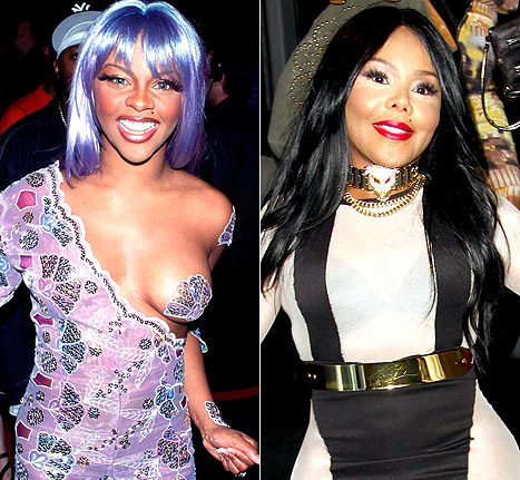 lil kim before and after 1