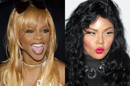 lil kim before and after 2