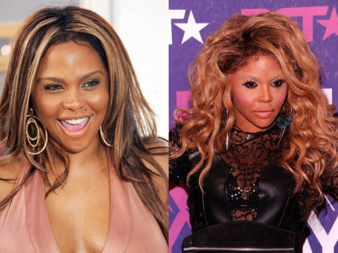 lil kim before and after 3