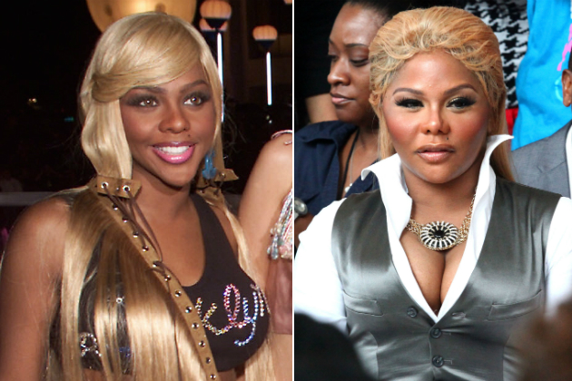 lil kim before and after 4