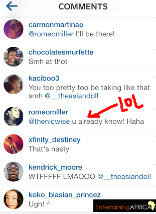 romeo miller thirsty fan 2