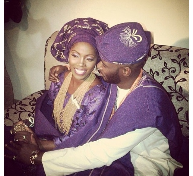 tiwa and tunji couple