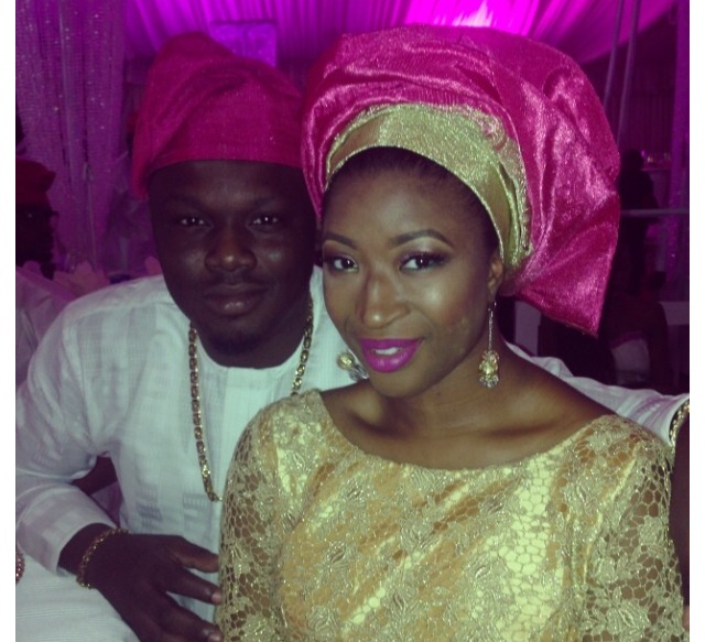tiwa savage and tunji wedding 5